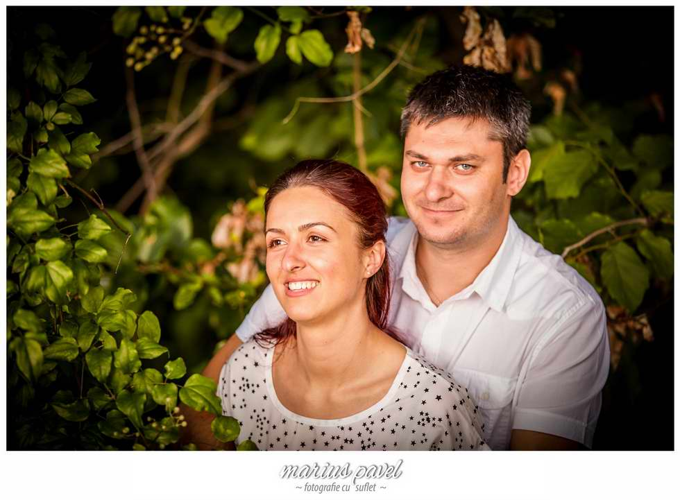 Fotografii inainte de nunta