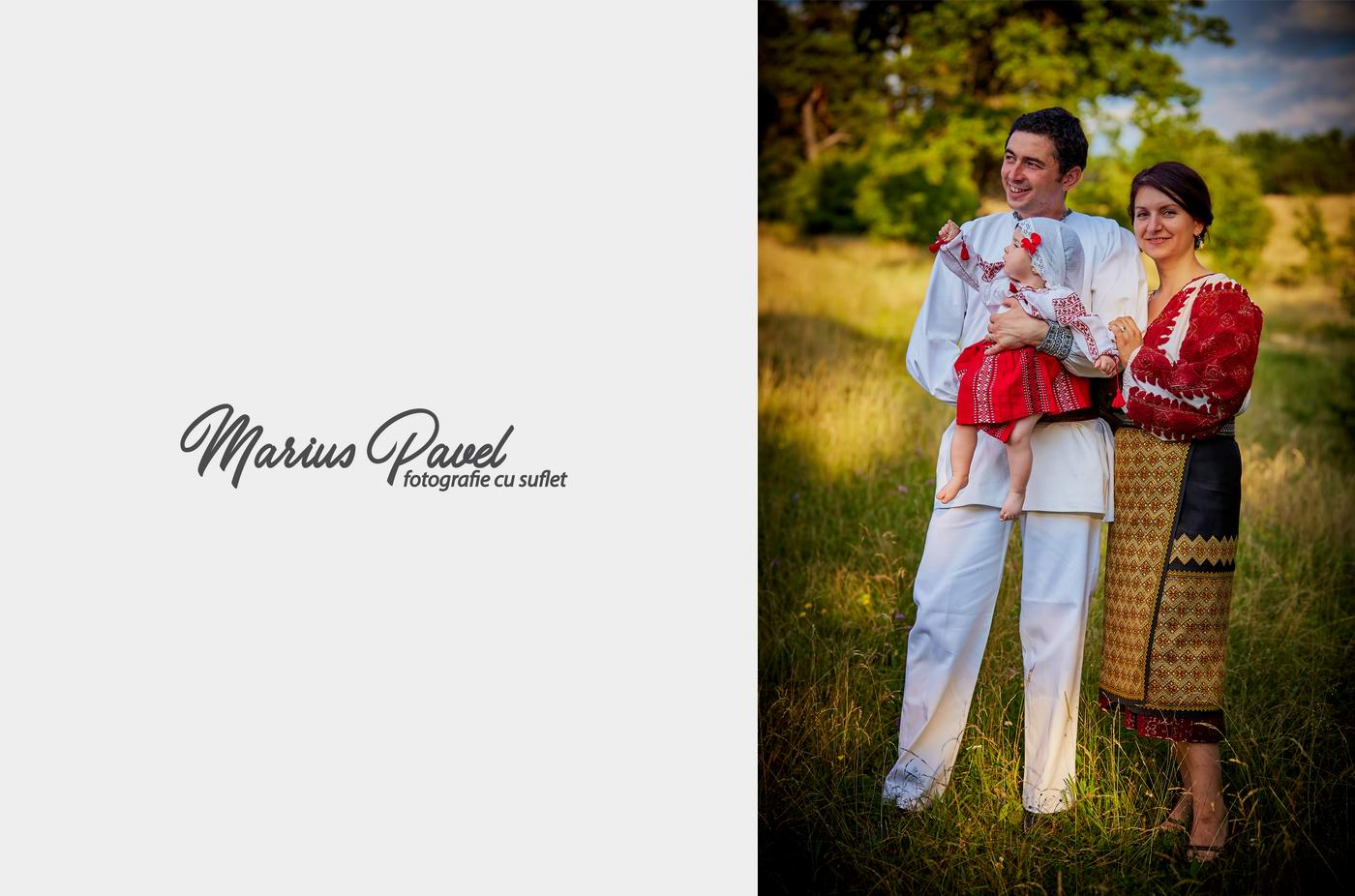 Sedinta Foto Costume Populare Traditionale Parinti Si Bebe (1)