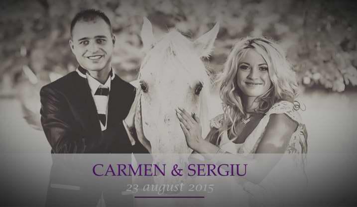 Videoclip nunta - Sergiana Center