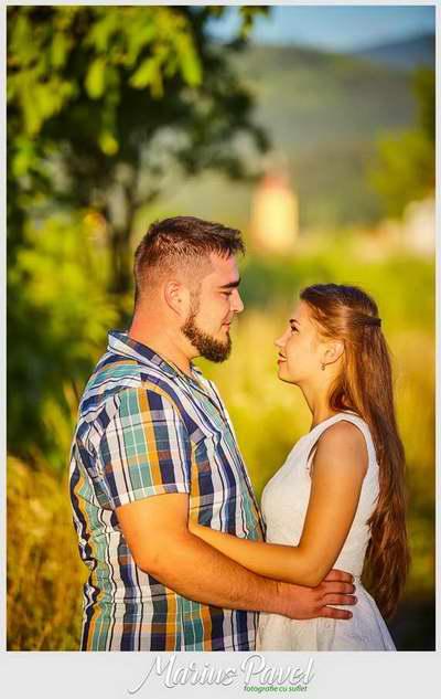 Fotogafii romantice de cuplu