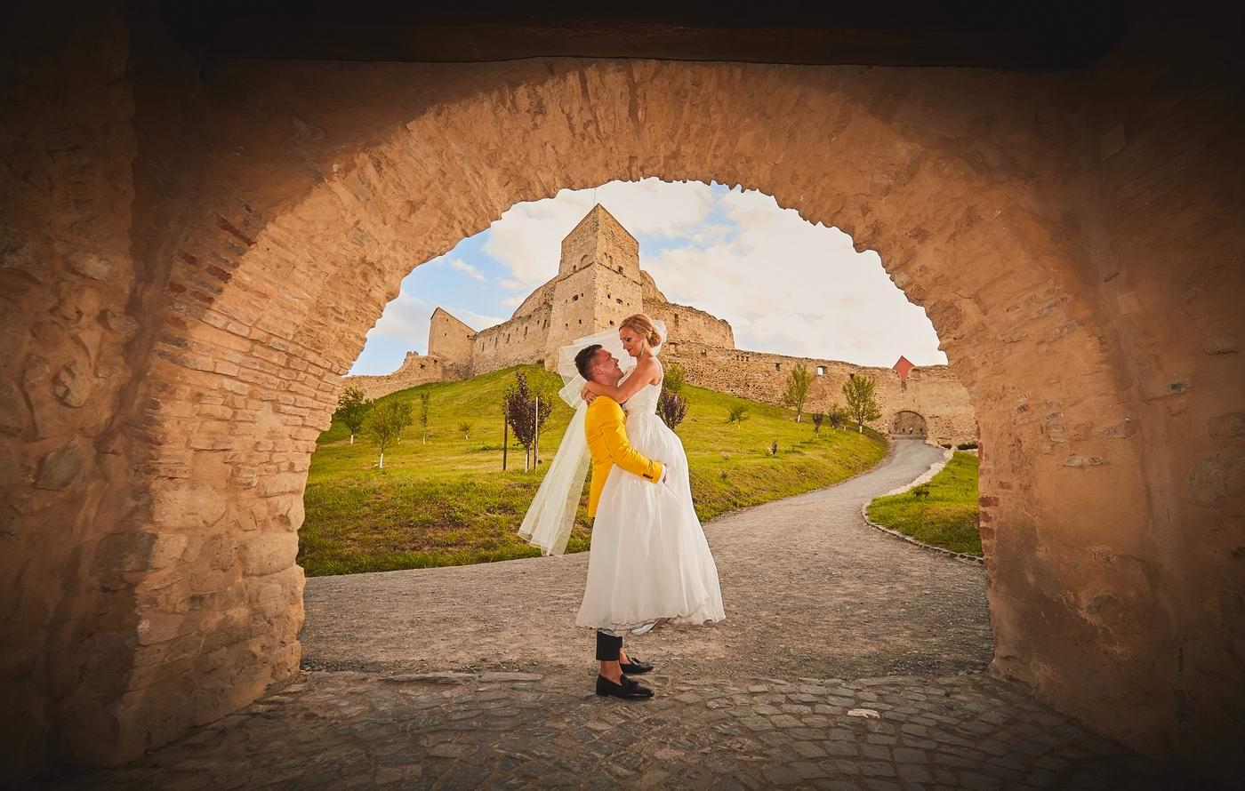 Fotografii Cu Mirii La Cetatea Rupea (30)