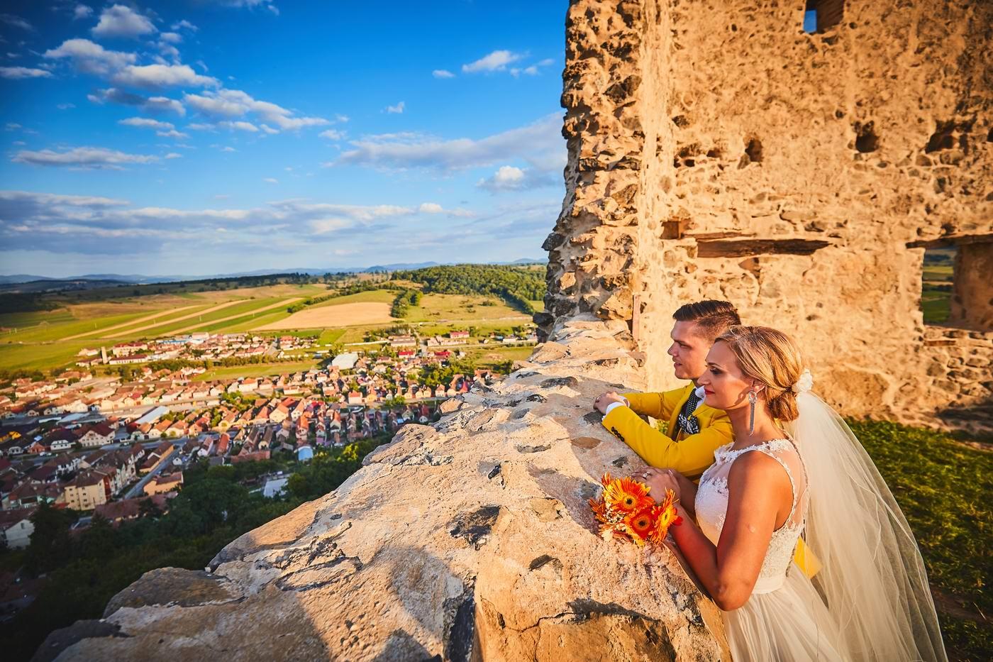 Fotografii Cu Mirii La Cetatea Rupea (61)
