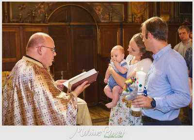 Fotograf profesionist de botez